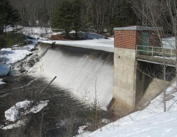 photo of dam