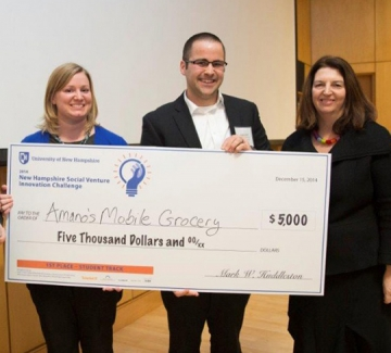 Past Social Venture Innovation Challenge winners