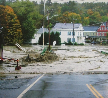 flooding in Alstead, NH